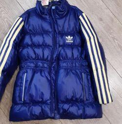 Adidas children's jacket warmed
