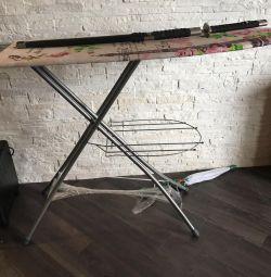 Ütü ütü masası