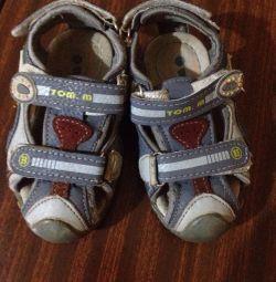 Sandale 19 dimensiune