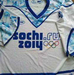 Хоккейный свитер BOSCO Sochi 2014