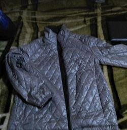 New double-sided jacket p 50