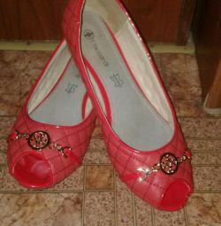 Bale ayakkabıları Kari