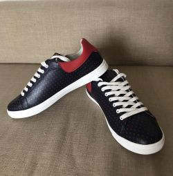 Men's sneakers (leather)