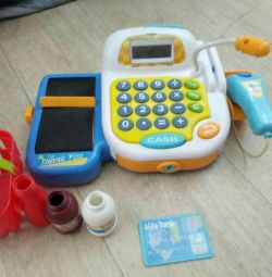 Cash register for children