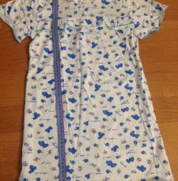 New nightgown for girls 3-4 years.