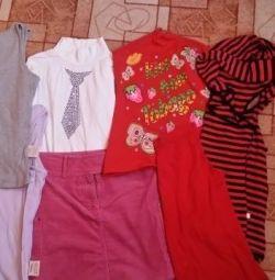 Одяг для дівчата