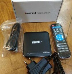 New Smart TV set-top box M8S Pro W 2/16 GB