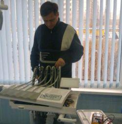 Repararea echipamentelor medicale și a dispozitivelor cosmetice