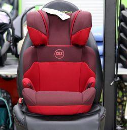 15-36 kg'dan itibaren oto koltuğu Cybex Solution