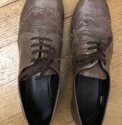 Ισπανικά δερμάτινα παπούτσια