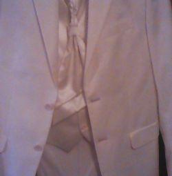 Τρεις κομμάτι κοστούμι.