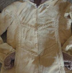 Yeni bir çift ceket