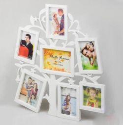 Photo collage tree🎀