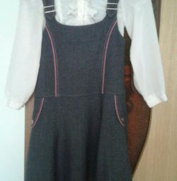 Uniform for girls size 38 for 8 9 years