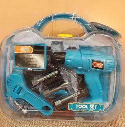 Tool kit for kids