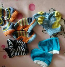 Κάλτσες από 0 έως 9 μήνες