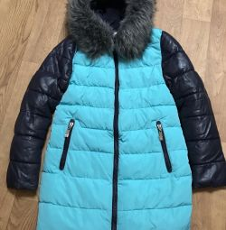 Winter coat (tinsulate)