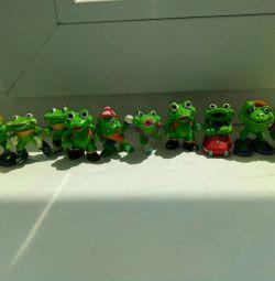 90'ların Kinder oyuncakları