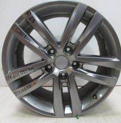 Cast disc 8.5JR19H2 Volkswagen Touareg 2 oem 7P6601025AM (low abrasion) (class 3)