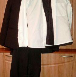 Пиджаки, рубашки, брюки
