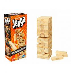 Παιχνίδι Jenga (Jenga) πρωτότυπο από Hasbro