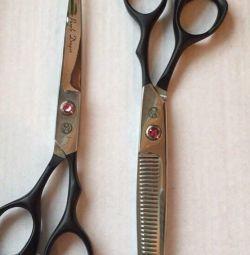 Hairdresser's scissors