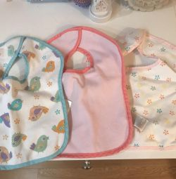 Mothersoft Bibs