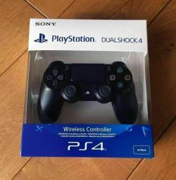 PS4 Joystick (Black)