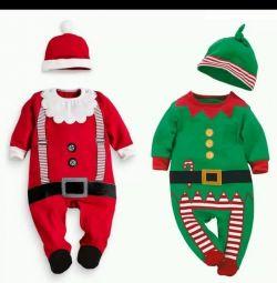 Κοστούμια Gnome και Santa