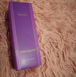 Perfumery water Intemporel Faberlic 15 ml