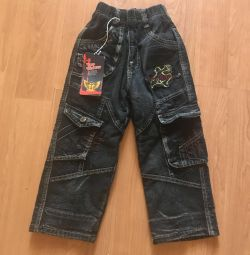 Jeans for a boy