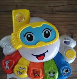 Elektronik müzikal oyuncak