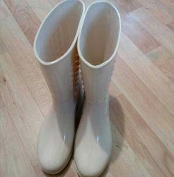 Καουτσούκ μπότες 37-38r