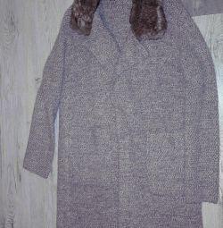 'Язані пальто Zara