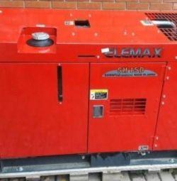ELEMAX SH-15D generator