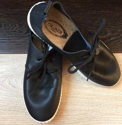 Μπλούζες, παπούτσια 36 μέγεθος