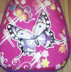Satchel for girls + gift! See photo.