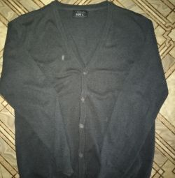 New men's cardigan