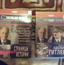 DVD-uri - doc.filmy L.Mlechina și un cadou
