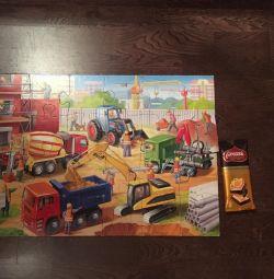 Puzzle-uri mari