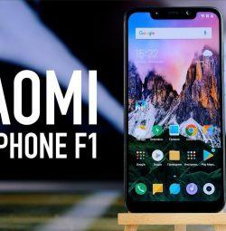 Xiaomi Pocophone F1 (128GB) (New, Warranty)