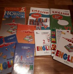 Manuale de limba engleză