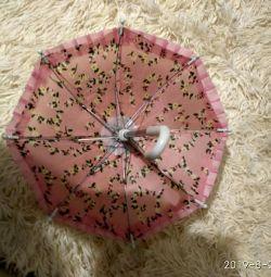 Игрушечный зонтик