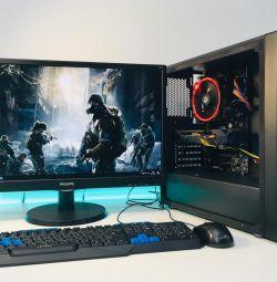 Игровой комплект i5-6400T/GTX 1060 3Gb/DDR4 8Gb
