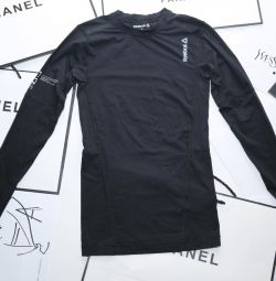 Reebok Compression T-shirt black new