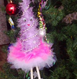 Interior Christmas tree clapper