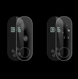 Mi band 2 and 3 films