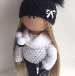 Handmade doll to order