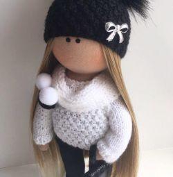 Handmade doll to order