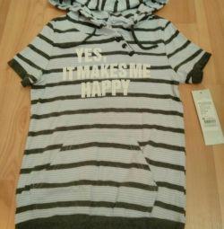 Tricou pentru copii pentru 10-12 ani.